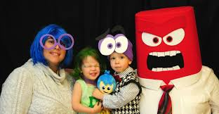 my family made inside out halloween costumes this year i u0027m pretty