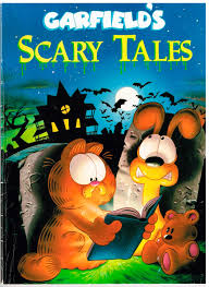 Garfield Halloween Special Dvd by 20 Years Before 2000 Retro Reading Corner Garfield U0027s Scary Tales