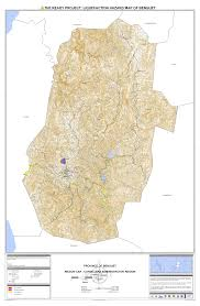 Hydrology Map Namria The Central Mapping Agency Of The Government Of The