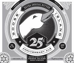 More info on Goose Island 25th Anniversary Ale | BeerPulse