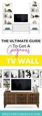 How Much To Wall Mount A Tv Best 25 Wall Behind Tv Ideas Only On Pinterest Tv Display