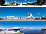 Exposição mostra obras de Oscar Niemeyer em 360º