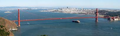Google Map Usa by Google Map Of San Francisco California Usa Nations Online Project