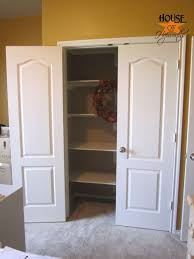 How To Make Closet Shelves by How To Install Shelves In A Closet