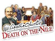 AGATHA CHRISTIE - DEATH ON THE NILE