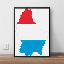 Luxembourg Map Luxembourg Map Reviews Online Shopping Luxembourg Map Reviews On