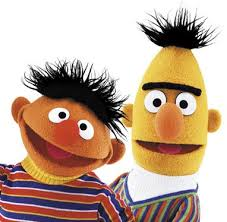 Bert and Ernie Picture
