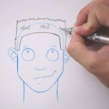 comment dessiner dessiner une coiffure le palmier fr hellokids com