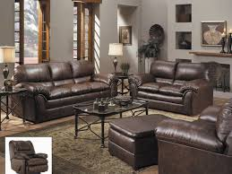 full living room sets sofa 38 beautiful geneva classic brown bonded leather living