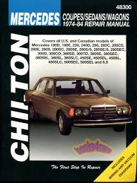 mercedes 380sl manuals at books4cars com