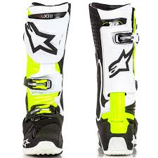 green motocross boots d71 special edition tech 10 mens motocross boots