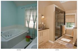 bathroom makeover before and after trend bathroom remodel before
