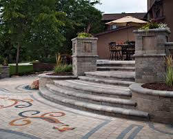 How To Seal A Paver Patio by Concrete Pavers 15 Creative Paver Design Ideas Tips Install