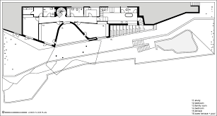holman house by durbach block jaggers architects floor plans
