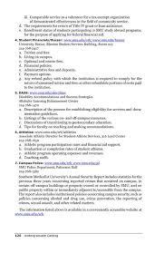 Majors and Minors   SMU SMU Undergraduate Catalog