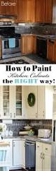 Update Kitchen Cabinets How To Paint Kitchen Cabinets The Right Way From Confessions Of A