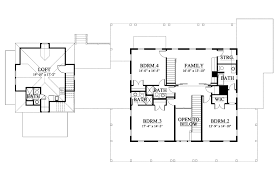 palmetto bluff river house 133183 house plan 133183 design