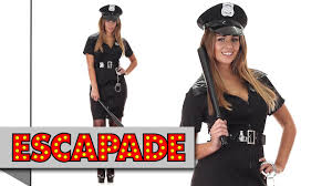 police officer costume fancy dress costume ideas youtube