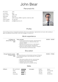 Resume Builder  Create Web Resume  PDF CV  Resume Templates Perfect Resume Example Resume And Cover Letter