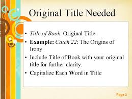 Powerpoint research papers presentations SlideShare How to Organize Your Research Paper