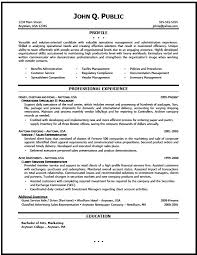 operations manager resume examples and get inspired to make your