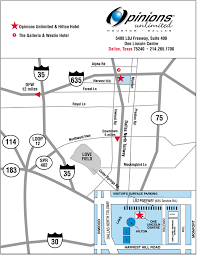 Map Of Dallas Fort Worth Airport by Opinions Unlimited Maps U0026 Directions