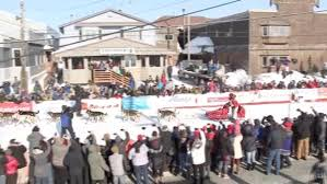 Watch Musher Make History Crossing Iditarod Finish Line NBC   com