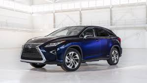 lexus rx 450h germany three row lexus rx could finally debut at tokyo motor show