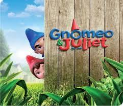 [Day 51] Movie, Gnomeo and Juliet