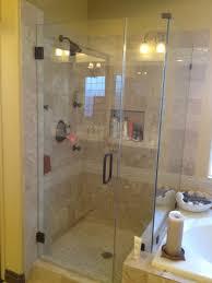 Interior Frameless Glass Door by Beautiful Bathroom Shower Glass Door In Interior Design For Home