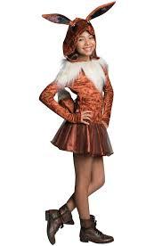 eevee hoodie dress child costume purecostumes com