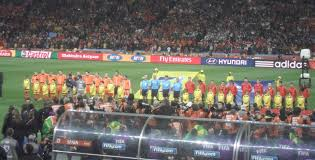 2010 FIFA World Cup Final