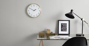 disley wall clock polished brass made com
