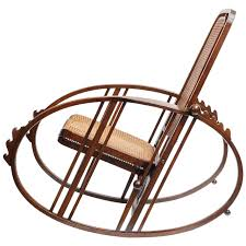 Antique Rocking Chair Prices Josef Hoffmann U0027s