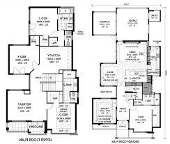 home design creative modern house floor plan decor idea stunning