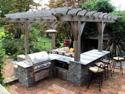 Diy Outdoor Kitchen Ideas Outdoor Kitchen Bar Designs Outdoor Kitchen Bar Ideas Pictures