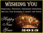 Happy New Year 2015 Wishes with Wallpapers | Happy New Year 2015