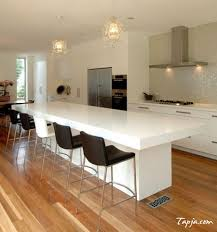 Long Kitchen Island Designs by Long Narrow Kitchen Island Inspirations Including Designs Posted