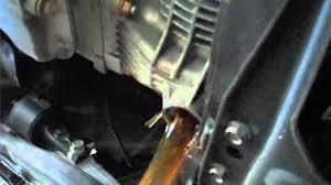 tutorial change manual transmission fluid on a 2006 subaru wrx