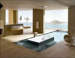 bathroom 2017 small modern white gray bathroom corner tub shower