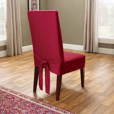 dining room chair seat covers standard furniture dining room chair parsons 2 carton red daly