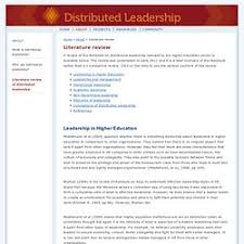Distributed Leadership   Pearltrees Pearltrees