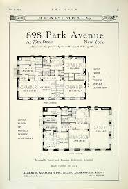 Park Avenue Apartment 114 Best Luxury Apartment Floor Plans Images On Pinterest