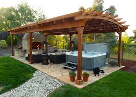 Simple Covered Patio Designs by Covered Gazebos For Patios Excellent Home Design Fantastical On
