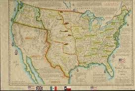 Unite States Map by United States Historical Maps United States Genealogy U0026 History