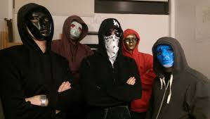 Undead Halloween Costumes Friends Decided Hollywood Undead