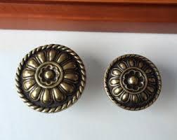 Rustic Bronze Cabinet Hardware by Rustic Cabinet Knobs Etsy