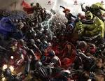 Avengers: Age Of Ultron Poster Is Complete And So Is Your Life - MTV