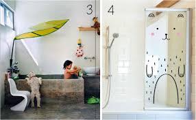 dazzling interior design of fun bathroom ideas with rectangle