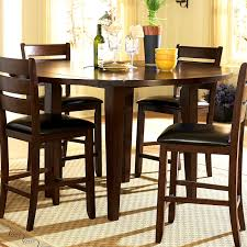 Dining Room Sets For 4 Bedroom Tasty Round Bar Height Table And Chairs Dining Room Tall